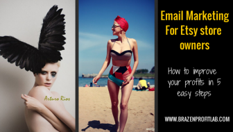 Email marketing for etsy store owners