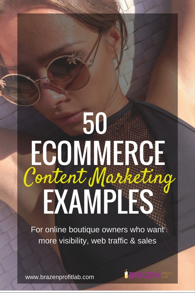 50 eCommerce Content Marketing Examples