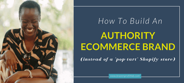 How To Build An Authority Ecommerce Brand In 2017