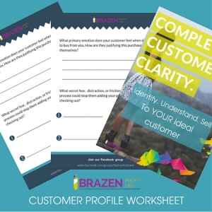 Customer Profile Sheet