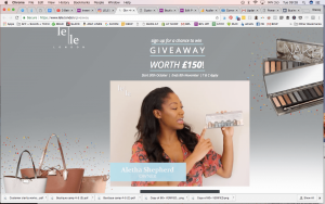 Facebook giveaway video shopify case study